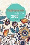 Dagbeplanner 2020 vir die Vrou (Hardcover)