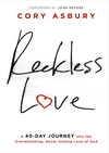 Reckless Love Hc - Cory Asbury (Hardcover)