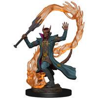 Dungeons & Dragons - Premium Figures - Tiefling Male Sorcerer (Miniatures)