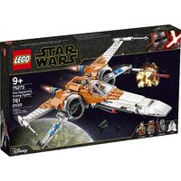 LEGO® Star Wars - Poe Dameron's X-wing Fighter (761 Pieces)