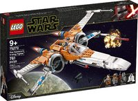 LEGO® Star Wars - Poe Dameron's X-wing Fighter (761 Pieces) - Cover