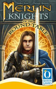 Merlin - Knights of the Round Table Expansion (Board Game) - Cover
