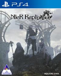 NieR Replicant ver.1.22474487139... (PS4) - Cover