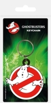 Ghostbusters - Logo Rubber Keyring