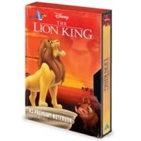 The Lion King - VHS A5 Premium Notebook