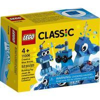 LEGO® Classic - Creative Blue Bricks (52 Pieces)