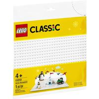 LEGO® Classic - White Baseplate (1 Piece)