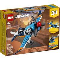 LEGO® Creator - Propeller Plane (128 Pieces)
