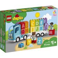 LEGO® DUPLO® - Alphabet Truck (36 Pieces)