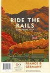 Ride the Rails - France & Germany Expansion (Board Game)