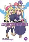 Miss Kobayashi's Dragon Maid - Coolkyousinnjya (Paperback)