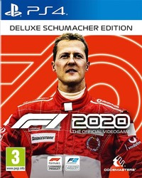 F1 2020 - Deluxe Schumacher Edition (PS4)