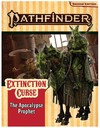 Pathfinder (Second Edition) Adventure Path - Extinction Curse 6/6 - The Apocalypse Prophet (Role Playing Game)