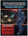 Starfinder Adventure Path - The Threefold Conspiracy 5/6 - The Cradle Infestation (Role Playing Game)