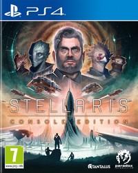 Stellaris: Console Edition (PS4) - Cover