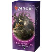 Magic: The Gathering - Challenger Deck 2020 - Final Adventure (Trading Card Game)