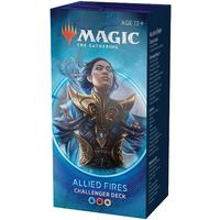 Magic: The Gathering - Challenger Deck 2020 - Allied Fires (Trading Card Game)