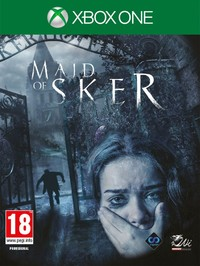 Maid of Sker (Xbox One) - Cover