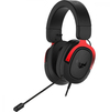 ASUS - TUF Gaming H3 Headset for PC, PS4, Xbox One and Nintendo Switch - 7.1 Surround Sound - Red