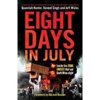 Eight Days in July - Kaveel Singh (Paperback)