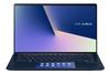 ASUS - ZenBook UX434FAC-A5203R i7-10510U16GB RAM 512GB SSD Win 10 Pro ScreenPad Backlit Keyboard 14 inch FHD Anti-Glare Notebook - Utopia Blue
