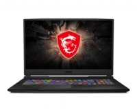 MSI GL75 i7-9750H 8GB x2 (16GB) RAM 512GB SSD GTX 1650 GDDR5 4GB Win 10 Home 17.3 inch Notebook + Air Gaming Backpack