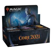 Magic: The Gathering - Core Set 2021 Single Booster (Trading Card Game) - Cover
