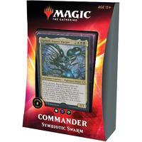 Magic: The Gathering - Ikoria: Lair of Behemoths Commander Deck - Symbiotic Swarm (Trading Card Game)