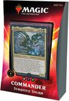 Magic: The Gathering - Ikoria: Lair of Behemoths Commander Deck - Symbiotic Swarm (Trading Card Game)