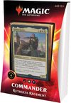 Magic: The Gathering - Ikoria: Lair of Behemoths Commander Deck - Ruthless Regiment (Trading Card Game)