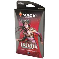 Magic: The Gathering - Ikoria: Lair of Behemoths Theme Booster - Black (Trading Card Game)