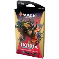 Magic: The Gathering - Ikoria: Lair of Behemoths Theme Booster - Monsters (Trading Card Game)