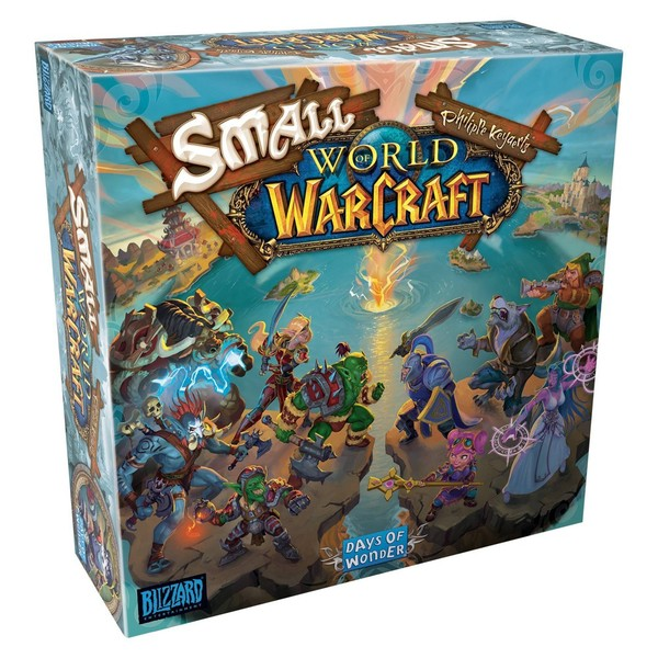 Small World of Warcraft (Board Game)