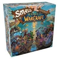 Small World of Warcraft (Board Game) - Cover