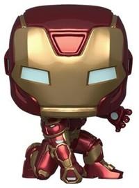 Funko Pop! Marvel - Marvel's Avengers (2020 Video Game) - Iron Man (Stark Tech Suit) Pop Vinyl Figure - Cover