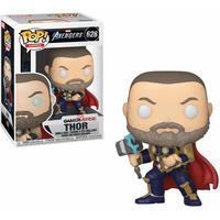 Funko Pop! Marvel - Marvel's Avengers (2020 Video Game) - Thor (Stark Tech Suit) Pop Vinyl Figure