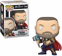 Funko Pop! Marvel - Marvel's Avengers (2020 Video Game) - Thor (Stark Tech Suit) Pop Vinyl Figure - Cover