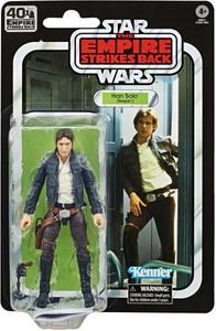 Star Wars - 40th Anniversary E5 - Han Solo Figure - Cover