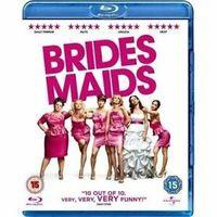 Bridesmaids (Blu-ray) - Cover