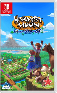 Harvest Moon: One World (Nintendo Switch) - Cover