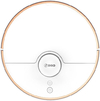 360 - S7 Laser Navigation Robot Vacuum Cleaner with SLAM Route Planning 2000Pa Suction Mopping Off-limit Setting - White