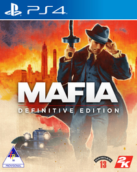 Mafia: Definitive Edition (PS4) - Cover