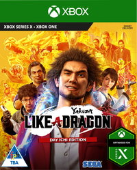Yakuza: Like a Dragon - Day Ichi Edition (Xbox One / Xbox Series X)