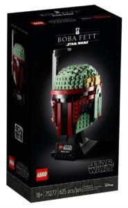 LEGO® Star Wars - Boba Fett Helmet (625 Pieces) - Cover
