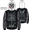 Fortnite- Skull Trooper Cosplay Multi-Colour Hoodie (9-10 Years)