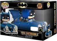 Funko Pop! Rides - Batman - 1950 Batmobile Pop Vinyl Figure - Cover