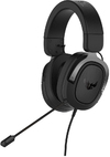ASUS TUF Gaming H3 Headset -  7.1 Surround Sound; Deep Bass; Lightweight Design; Fast-Cooling Ear Cushions 3.5mm - Gun Metal