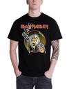 Iron Maiden - Eddie Hook T-Shirt - Black (XX-Large)