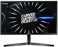 Samsung - LC24RG50FQU 23.5 inch Curved 144hz Gaming Computer Monitor - Cover