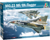 Italeri - 1/48 - MiG-23 MF/BN FLOGGER (Plastic Model Kit)